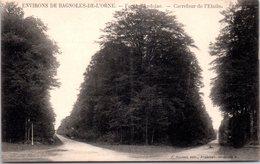 61 BAGNOLES DE L'ORNE - Forêt D'Andaine - Carrefour De L'étoile - Bagnoles De L'Orne