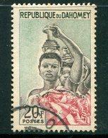 DAHOMEY- Y&T N°183- Oblitéré - Bénin – Dahomey (1960-...)