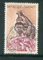 DAHOMEY- Y&T N°185- Oblitéré - Bénin – Dahomey (1960-...)