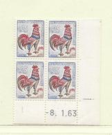 FRANCE  ( FCD6 - 16 )  1962  N° YVERT ET TELLIER  N° 1331  N** - Coins Datés
