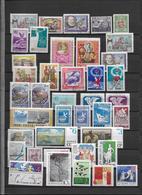 Thème Oiseaux - Russie -  Neufs **/*/oblitérés - Colecciones & Series