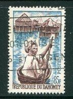 DAHOMEY- Y&T N°190- Oblitéré - Bénin – Dahomey (1960-...)