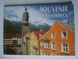SOUVENIR DE INNSBRUCK - AUSTRIA, 1990 APROX. - Exploration/Travel