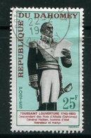DAHOMEY- Y&T N°199- Oblitéré - Bénin – Dahomey (1960-...)