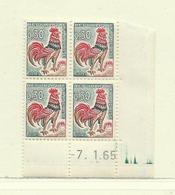 FRANCE  ( FCD6 - 19 )  1962  N° YVERT ET TELLIER  N° 1331A  N** - Coins Datés