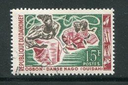 DAHOMEY- Y&T N°208- Oblitéré - Bénin – Dahomey (1960-...)
