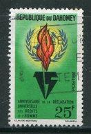 DAHOMEY- Y&T N°204- Oblitéré - Bénin – Dahomey (1960-...)