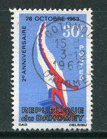DAHOMEY- Y&T N°229- Oblitéré - Bénin – Dahomey (1960-...)