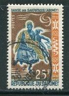 DAHOMEY- Y&T N°209- Oblitéré - Bénin – Dahomey (1960-...)