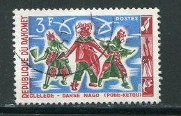 DAHOMEY- Y&T N°206- Oblitéré - Bénin – Dahomey (1960-...)