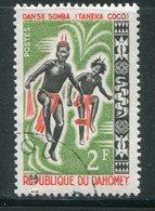 DAHOMEY- Y&T N°205- Oblitéré - Bénin – Dahomey (1960-...)