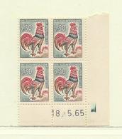 FRANCE  ( FCD6 - 22 )  1962  N° YVERT ET TELLIER  N° 1331A  N** - Coins Datés