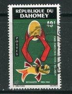 DAHOMEY- Y&T N°308- Oblitéré - Bénin – Dahomey (1960-...)