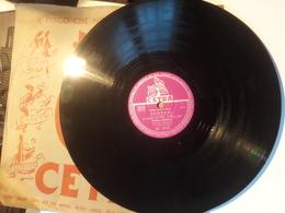 Cetra   -   1959.  Serie AC  Nr. 3435  -  Sanremo 1959 . Tonina Torrielli - 78 G - Dischi Per Fonografi