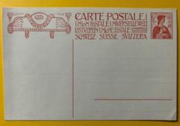 8240 - Entier Postal Monument UPU 1909 Neuf - Entiers Postaux