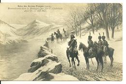 SALON DES ARTISTES FRANCAIS 1910 / RECONNAISSANCE DANS LA MONTAGNE Par JAN-V. CHELMINSKI - Malerei & Gemälde
