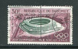 DAHOMEY- P.A Y&T N°92- Oblitéré - Bénin – Dahomey (1960-...)