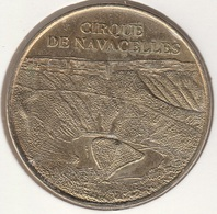 MONNAIE DE PARIS 34 SAINT-MAURICE-NAVACELLES Cirque De Navacelles - 2006 - Monnaie De Paris
