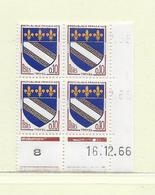 FRANCE  ( FCD6 - 34 )  1962  N° YVERT ET TELLIER  N° 1353  N** - Coins Datés