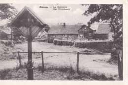 Nidrum - Le Calvaire - Het Kruisbeeld - Circulé En 1953 - TBE - Butgenbach - Bütgenbach