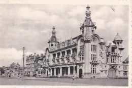 Nieuwpoort - Vacantiecentrum Der Christelijke Mutualiteiten - Casino - Lefebvrestraat - Circulé En 1957 - TBE - Nieuwpoort