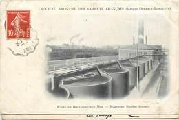 62 SOCIETE ANONYME DES CIMENTS FRANCAIS - DEMARLE LOQUETY - Francia