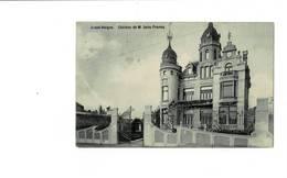 Jumet- Heigne. Château De M. Jules Francq. - Charleroi