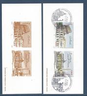 France Epreuve De Luxe - YT N° 3527 Et 3530 - Rome - 2002 - Luxusentwürfe