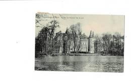 Marchienne- Au -Pont Château De Monceau. Vue Du Parc. - Charleroi
