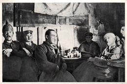 Deutschland Erwacht Sammelwerk Nr. 8: Sammelbild Nr. 3, Gruppe 28, Hitler Im Felde, Gera 1931 - Chromo
