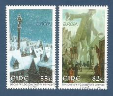 Irland  2010  Mi.Nr. 1929 / 1930 , EUROPA CEPT - Kinderbücher - Gestempelt / Used / (o) - Europa-CEPT