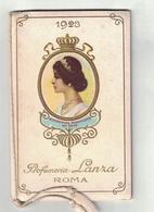 CALENDARIETTO   PROFUMERIA LANZA 1923 - Calendari