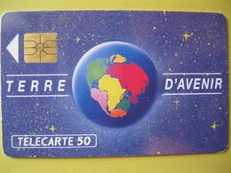 Télécarte France 50 Privée-publique - France