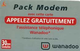 TICKET Téléphone  =  Pack Modem  01/10/2003 - France