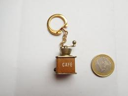 Porte Clés , Cafés Stentor , Moulin à Café - Key-rings