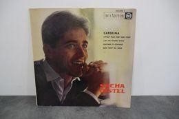 Disque De Sacha Distel - Caterina - RCA Victor 430.092 S - 1962 - - Autres - Musique Française