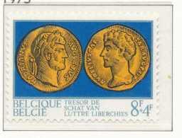 D - [151131][1680] Belgique 1973, Pièces De Monnaie Romaine, Archéologie, Trésor De Luttre-Liberchies, SNC - Archéologie