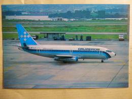 CRUZEIRO  B 737 200  PP CJT - 1946-....: Moderne
