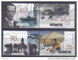 Australian Antarctic Territory AAT 1999  Yvertn° 119-22 *** MNH Cote 10 Euro - Neufs