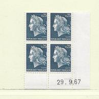 FRANCE  ( FCD6 - 92 )  1967  N° YVERT ET TELLIER  N° 1535   N** - 1960-1969