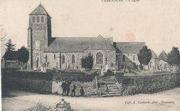 AM 976  / C P A     - CAMETOURS    (50) L' EGLISE - Autres Communes