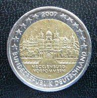 Germany - Allemagne - Duitsland   2 EURO 2007 D     Speciale Uitgave - Commemorative - Allemagne