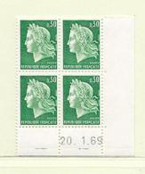 FRANCE  ( FCD6 - 96 )  1967  N° YVERT ET TELLIER  N° 1536A   N** - 1960-1969