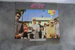 Disque - AC/DC - Dirty Deeds Done Dirt Cheap - Atlantic ATL 50323 - 1976 - - Hard Rock & Metal