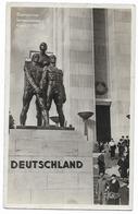 Exposition Paris 1937  - Détail Du Pavillon All.  - Architecte : Albert Speer - Expositions