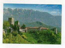 Vittorio Veneto (Treviso) - Castello San Martino- Viaggiata - (FDC15034) - Treviso