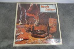 Disque Wanda Jackson - Rockin' With Wanda - Capitol CAPS 1007 - 1977 - Sous Plastique - - Rock