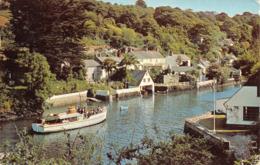 R141606 Helford. Cornwall. Cotman Color Series. 1975 - Cartes Postales