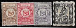 Thème Oiseaux - Arménie -  Timbres Neufs * - TB - Collections, Lots & Séries