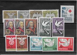 Thème Oiseaux - Portugal -  Timbres Neufs **/* - TB - Collections, Lots & Séries